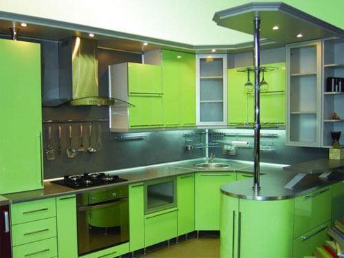 Мебель для кухни в Екатеринбурге